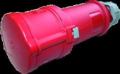 CEE-Kupplung 63 Amp. 5-polig, 400 V