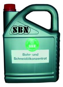 Bohr- und Schneidöl per ltr. wasserlöslich, 5 ltr. Kanister