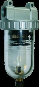 """Druckluftfilter 3/8"""", 16 bar"""