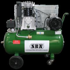 Kompressor 900/10/2/100 D 400 Volt, fahrbar