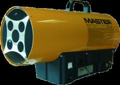 Gasheizer Master BLP 17 M DC inkl. Akku und Ladegeät