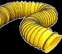 Schlauch flexibel f. E30 407 mm Durchm., 7,6 m