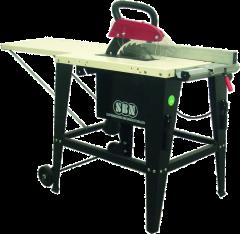 Vielzweck-Tischkreissäge TKSVB 400 Volt, 3,0 KW