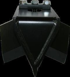 Spaltkreuz f. 13 to. Hydraulikspalter