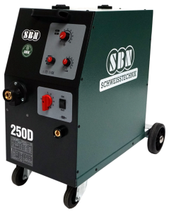 Schutzgasschweißgerät 250 D