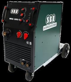 Schutzgasschweißgerät MIG LK 350