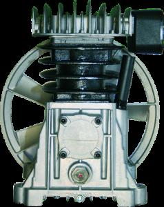 Einzelaggregat für Kompressor 350/10/2/50 D