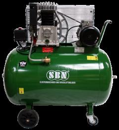 Kompressor 700/15/2/275 D 400 Volt, fahrbar, liegend