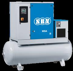 Schraubenkompressor MSA 15/10 - 500 Maxplus