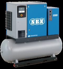Schraubenkompressor RMA 7,5 - 500 IVR - drehzahlgeregelt