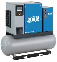 Schraubenkompressor RMA 11 - 500 IVR - drehzahlgeregelt