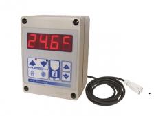 Thermostat elektronisch mit 5 m Kabel