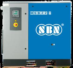 Schraubenkompressor MSB 18/10 IVR