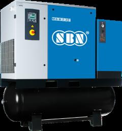 Schraubenkompressor MSB 18/10 IVR Maxplus