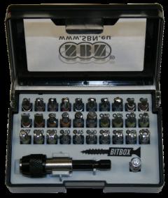 SBN Bit Box 32 tlg. mit Magnethalter