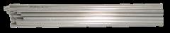 Wig-Schweißdraht V2A, 1,6 mm p. kg, 1000 mm