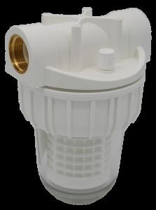 Wasserfilter kpl. kurze Ausführung