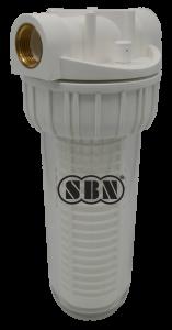 Wasserfilter kpl. lange Ausführung