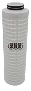 Filtereinsatz lang für Wasserfilter