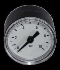"""Manometer für Druckregler 40 mm / 1/8"""" hinten"""