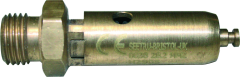 Sicherheitsventil 10 bar für Kompr. 900/10/2/100 D Pos. 5