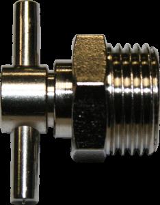 """Entwässerungsventil 3/8"""" für Kompressor 900/10/2/100 D"""