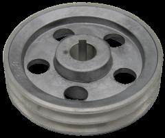 Motorkeilriemenscheibe für Kompressor 900/10/2/100 D
