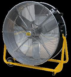 Ventilator DF 30 P Luftdurchsatz 10.200 m³/h.