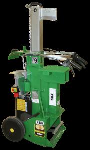 Hydraulikspalter HSE 9 mit 300 mm Rädern