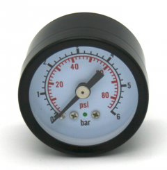 Manometer für HWVS Jett 1300