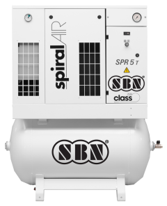 Scrollkompressor SPR3, 8 bar Ölfrei mit Drucklufttrockner