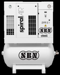 Scrollkompressor SPR3, 10 bar Ölfrei mit Drucklufttrockner