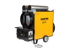 Ölheizgerät Master BV 471 FS mit Rauchgasableitung