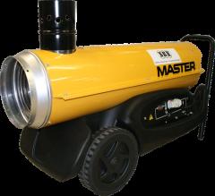 Ölheizgerät Master BV 77 E mit Abgasführung