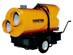 Ölheizgerät Master BV 500-13CR mit Radial Ventilator