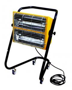 Elektro - Heizer Infrarot HALL 3000