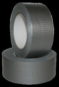 Gewebeklebeband silber 48 mm x 50 m