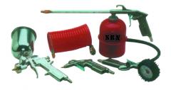 Druckluft-Werkzeug-Set