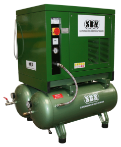 Kompressor 900/10/2/2x90 D schallgedämpft