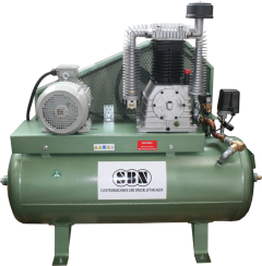 Kompressor 1250/11/2/250 D 400 Volt, stationär