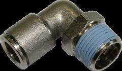 """Steckanschluss Winkel 1/4"""" AG - 8 mm"""