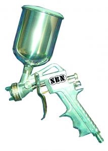 Farbspritzpistole Typ FGO Obertopfmodell