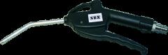 Ausblaspistole m. Verlängerung mit Kunststoffgriff AGK