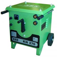 E-Schweißgerät KN 270 mit abn. Schweißplatzausrüstung