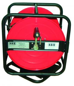 Schlauchtrommel 30 m. / 8 mm / 15 bar