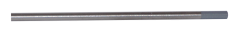 Wolfram Nadel D2,4 x 175 mm grau