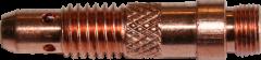 Spannhülsengehäuse 2,4 mm L=47 mm