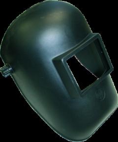 Kopfschutzschild mit Kopfband