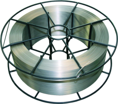 Edelstahl-Schweißdraht V2A 0,8 mm / 15 kg Rolle