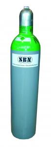 Argonflasche 10 ltr. gefüllt